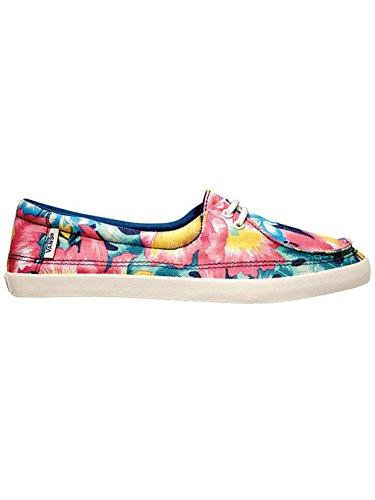 Vans Sneaker W Rata Lo (Tropical Floral) Stv Navy