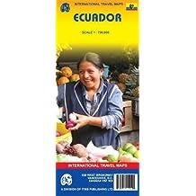 Ecuador : 1/700 000