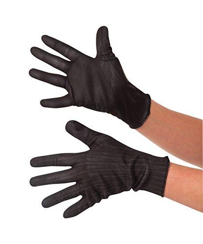 Rubie's Costume Captain America: Civil War Kid's Black Widow Gloves by Rubie's Costume (Black Widow Guanto)