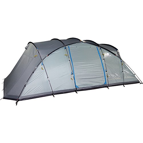 skandika Skaland 5 Person Man Large C&ing Tunnel Tent with Sewn-In Groundsheet ...  sc 1 st  UK Sports Outdoors C&ing Hiking Jogging Gym fitness wear Yoga & skandika Skaland 5 Person Man Large Camping Tunnel Tent with Sewn ...