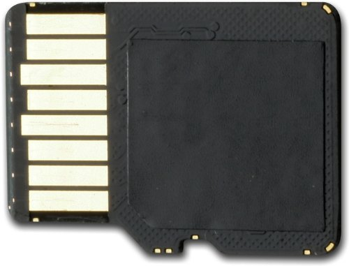 Garmin 4 GB Micro SD Karte mit Adapter (Garmin Sd-karte)