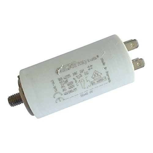 Kondensator Permanent Motor Kabelschuhzange 12,516uF