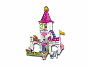 PlayBIG BLOXX HELLO KITTY PRINCESS CASTLE-800057047