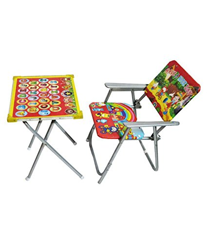 KIDS TABLE CHAIR AND STUDY TABLE AND CHAIR
