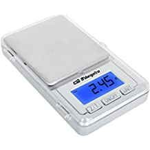 Orbegozo PC 3000 3000-Báscula electrónica de precisión, Plata, ...
