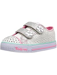 Skechers Mädchen Shuffles Sneakers