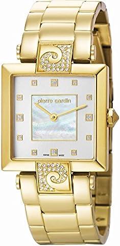 Montre bracelet - Femme - Pierre Cardin - PC105762S05 - Fabriqué en Suisse