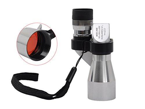 8x20 Mini Leistungsstarke HD Multi-Coated Day & Nachtsichtgerät im Taschenformat Fernrohre Ferngläser