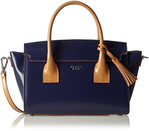 Tosca Blu Ginseng, Sacs portés main Multicolore - Mehrfarbig (BLUE C30)