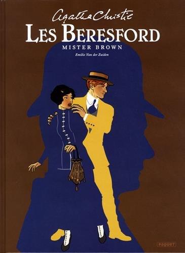 Mr Brown: Les Beresford