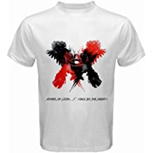 The Night T-Shirt (White,Xl,Male)