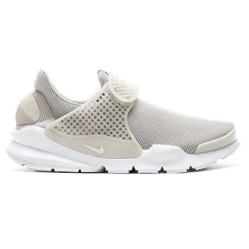 Nike Damen Wmns Sock Dart Br Trainer PALE GREY/WHITE-GLACIER BL