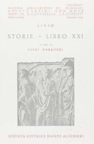 Storie. Libro 21º