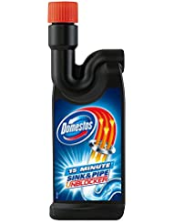 Domestos Sink and Pipe Unblocker, 500 ml