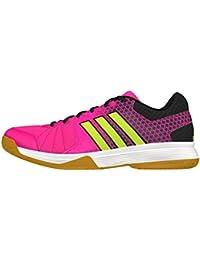 adidas Ligra 4 W, Zapatillas de Voleibol para Mujer
