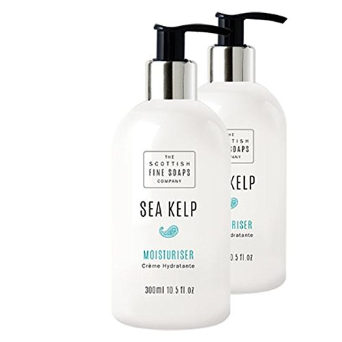 Scottish Fine Soaps Sea Kelp Hand Moisturiser Twin Pack - Gel Twin Pack