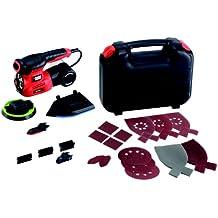 Black and Decker KA280K-QS - Multilijadora Autoselect 4 en 1, 19 accesorios y maletín (220 W)
