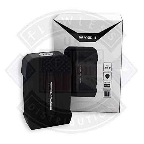 Tesla CIGS Wye II 215W Mod (schwarz)