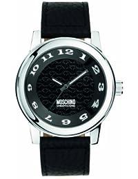 amazon co uk moschino watches moschino mens analog casual quartz watch nwt mw0262