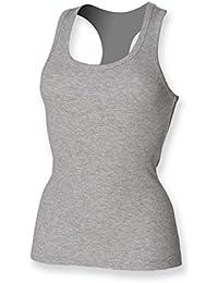 Skinni Fit - T-shirt -  Femme