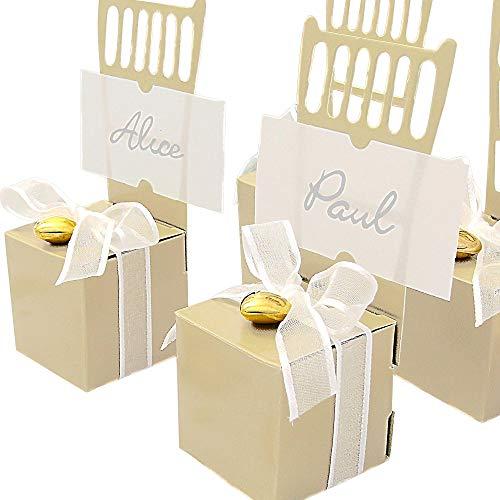 Mobel Wohnen 50x Tischkarten Liebesfalter Gold Platzkarten Tischkartchen Hochzeit Namenskarte Karten Einladungen Esscopipe Com