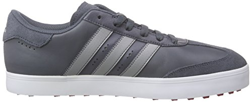 adidas Adicross V, Men's Golf Shoes, Grey (Onyx/Light Onyx/White), 12 UK (47.5 EU)