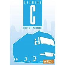 Libro,manual,permiso C1 y C Camión Carnet por libre contiene 10 temas y 10 test temáticos