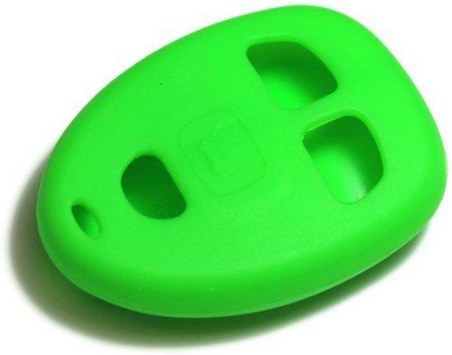dantegts-verde-silicona-clave-fob-funda-smart-remote-bolsas-proteccion-clave-cadena-encaja-saturn-au