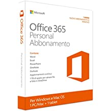 Microsoft Office 365 Home Premium 32/64 Bit - ITA (Versione 2015)