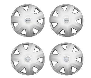 Speedwav 26456 Original 14-inch Wheel Cover for Tata Indica Vista (Set of 4)