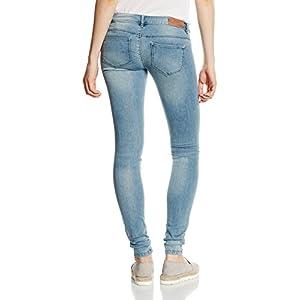 ccfb9a0c17ab ONLY Damen Jeanshose Onlcoral SL SK Dnm Jeans BJ6676 Noos, Blau (Medium  Blue Denim