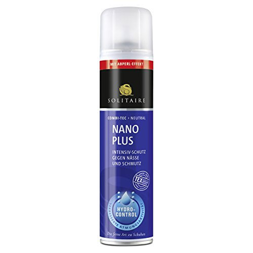Solitaire Nano Plus Spray impermeabilizzante, 400 ml