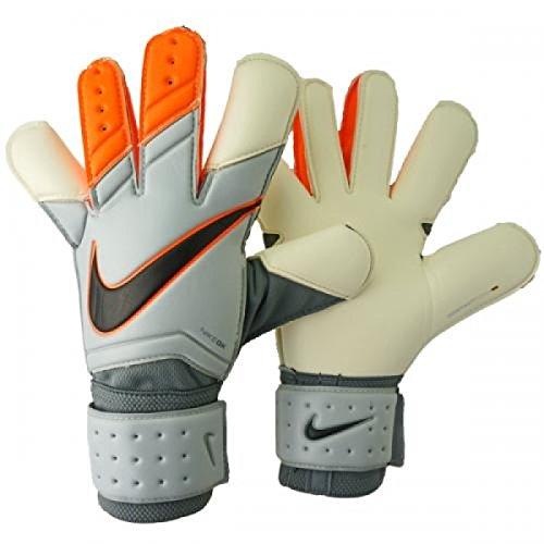 Nike GK Vapor Grip 3Handschuhe Unisex, uni, Bekleidung Gk Vapor Grip 3, Gris/orange/noir (Grey/Total Orange/Black)