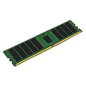 Kingston KSM24RS8/8MAI Server Premier Speicher (8 GB 2400 MHz, DDR4, ECC Reg, 1.2 V, CL17, 288-Pin, Hynix A, DIMM, IDT), Green
