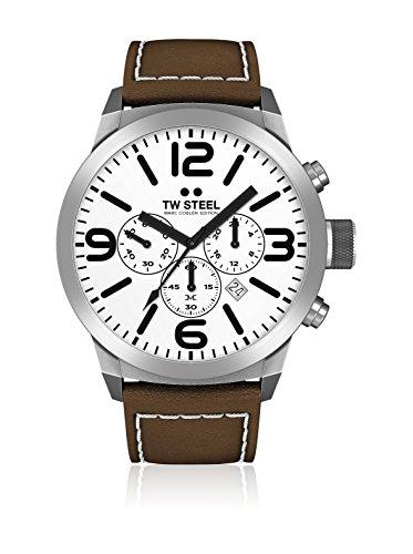 TW Steel Reloj de cuarzo Unisex Twmc57 50.0 mm