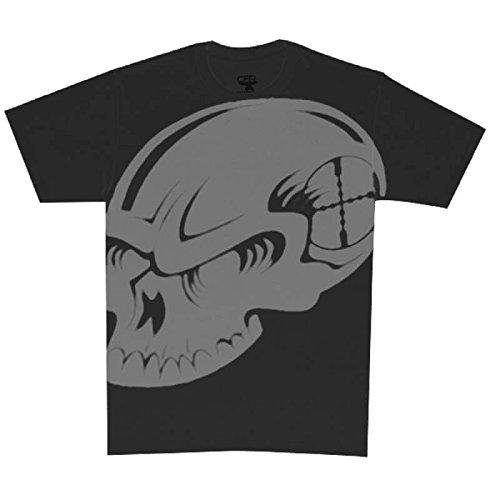 Voodoo Subdued Skull T-Shirt