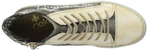 Rieker  98114 Damen Stiefel Beige (muschel/rauch 60)