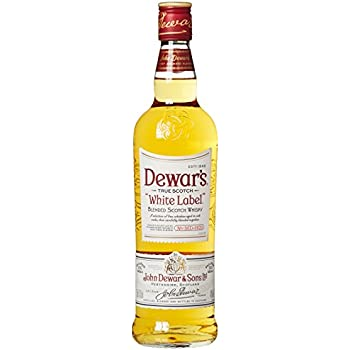 Dewar's White Label Blended Scotch Whisky (1 x 0.7 l)