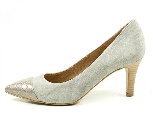 Tamaris 1-22412-28 Scarpe Col Tacco da donna Grau