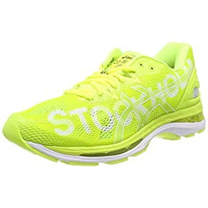 41fIWB WbBL. SS300  - ASICS Women's Gel-Nimbus 20 Stockholm Marathon Competition Running Shoes
