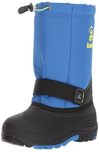 Kamik Rocket Cold Weather Boot Blue/Sulfur