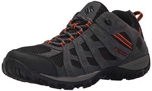 Columbia Redmond 1553631010 BM 3937-010 Scarpe da corsa Uomo, Multicolore (Multicolor (Black/Heatwave)), 42