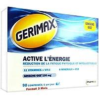 Gerimax Active énergie 90 tabs preisvergleich bei billige-tabletten.eu