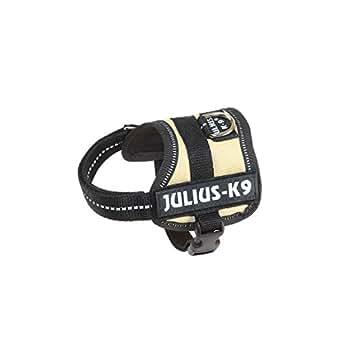 Julius-K9, 162BE-BB2, Powerharness, Taille: Enfant 2, Terre