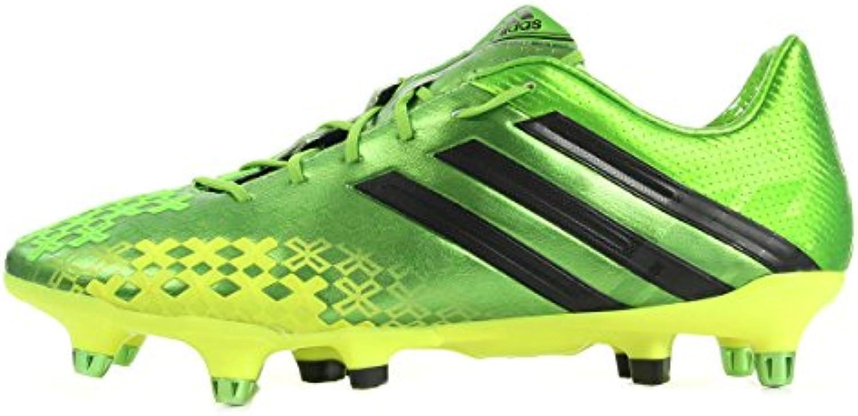 Q21726 Adidas Predatorreg LZ XTRX SG Green 42 2/3 UK 8 5