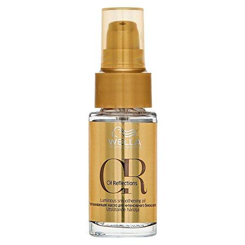 WELLA Professionals Oil Reflections Luminous Smoothening Öl für gestärktes und glänzendes Haar, 1er Pack (1 x 30 ml)