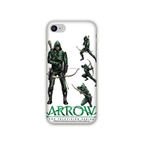 AZON - Coque Iphone 7 WB License Arrow - pele mele, coques iphone