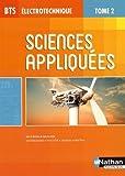 BTS Électrotechnique  : Sciences appliquées, Tome 2