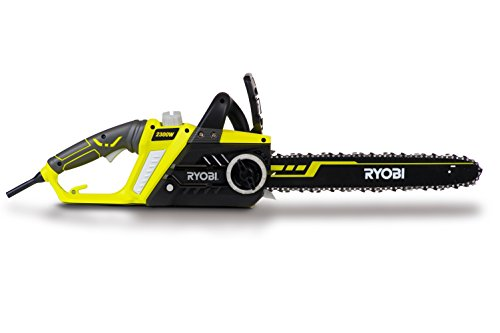 Ryobi RCS2340 Chainsaw, 2300 W – Green/Black