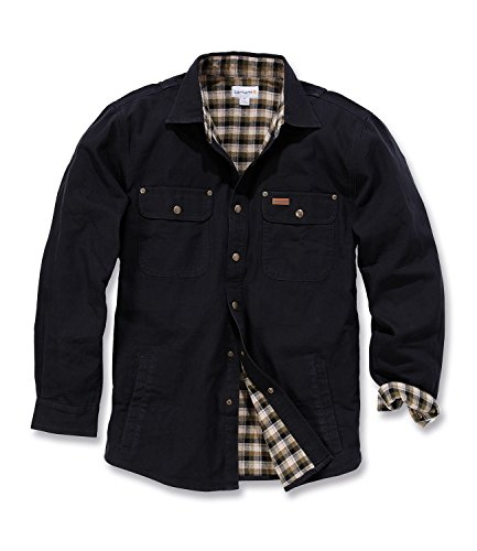 carhartt-mens-weathered-canvas-workwear-shirt-jacket-black-small